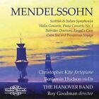 Scottish and Italian Symphonies (the Hanover Band Goodman) 0710357707421 CD