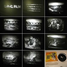 Super 8mm Film-Kintop Uralt Wildwest-Sioux-C.P.C. Amerika Kintop 1920.Jahren