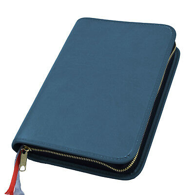 Bücher Gotteslobhülle Gotteslob Hülle Leder Blau Dunkelblau Für Gebetbuch Buchhülle Zu Verkaufen