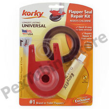 toilet flapper replacement kit. Korky 2003BP Easyfix Flush Valve Repair Kit EBay Toilet Flapper Replacement  Exciting Seal Ring Images Best inspiration home martinkeeis me 100 Lichterloh