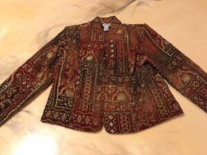 Renaissance-Jacket-Size-PM-Petite-Medium