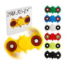 Batman Fidget Hand Spinner Shield Toy EDC Focus ADHD Anti Autism Kids Toys