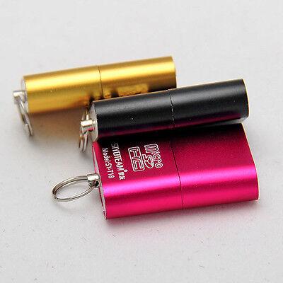 2014 High Speed Mini USB 2.0 Micro SD TF T-Flash Memory Card Reader Adapter