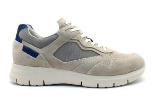 Scarpe da uomo Nero Giardini E101966U sneakers basse casual comode sportive