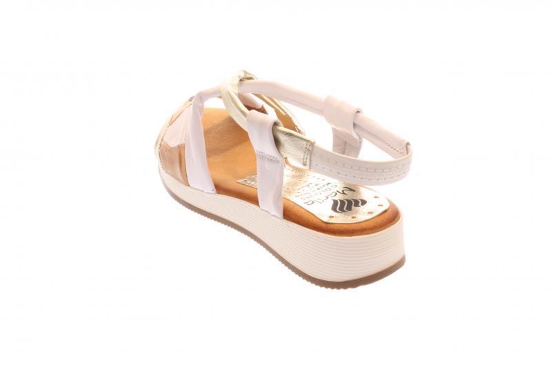 Da Donna SANDALO sandali sandali sandali bianco Multi (Bianco) n429 es-25wh e488b4