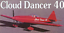 """Cloud dancer 40"" 60 inch Wing Span Sport Giant RC Model AIrplane Plans"