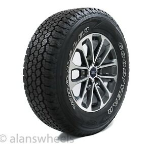NEW-2019-Ford-F150-FX4-18-034-Factory-OEM-Gray-Mach-Wheels-Rims-AT-Tires-FreeShip