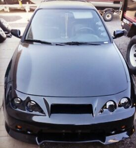99 Acura Integra GS-R DC2 . - low km , very clean .