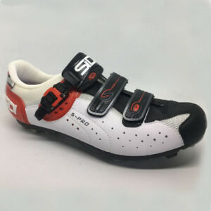 Chaussures-Velo-Route-Sidi-Genius-5-pro-Blanc-Noir-Rouge