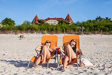 Ostsee Wellness Luxus-Urlaub 6 Tage Meerblick Strandhotel Schwimmbad Massagepake