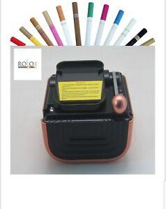5-5-MICRO-SLIM-ELECTRIC-Cigarrette-INJECTOR-Tobbacco-Machine-FREE-TUBES