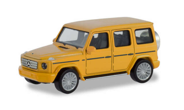 Herpa 420488 Mercedes-benz G Class with AMG Rims, 1:87 (H0)