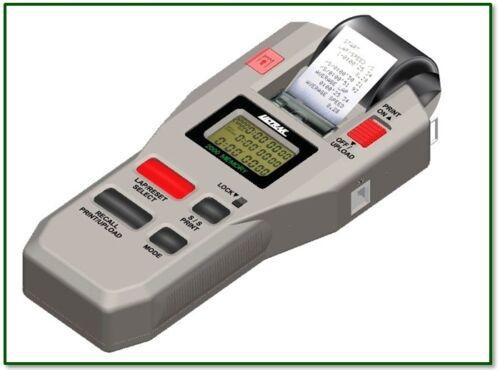 ULTRAK 498 Multi-Event 2000 Memory Printing Stopwatch
