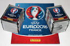 Panini UEFA EM EURO 2016 France - INTERNATIONAL EDITION 200 Packets + Album MINT
