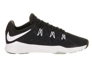 Dettagli su Nuovo Donna Nike Zoom Condizione Scarpe da Ginnastica Nere  852472 001