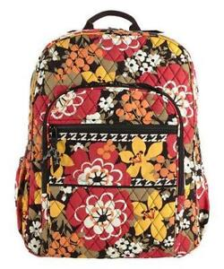 NEW VERA BRADLEY Campus Backpack in Bittersweet ~~~free shipping~~~