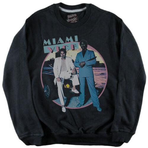 "MIAMI VICE T-shirt James /""Sonny/"" Crockett Don Johnson Philip Michael Thomas tv"