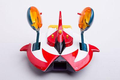 Spielzeug Pflichtbewusst Ufo Made In Japan Robo Grendizer Spacer Raumschiff Blech Chogokin Figure Old Harmonische Farben