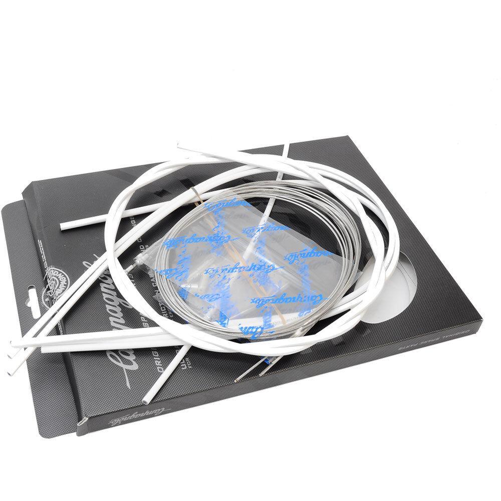 CAMPAGNOLO Ergo Power Set di cavi 11 volte ULTRA SHIFT ERGO POWER 11 SPEED BIANCO