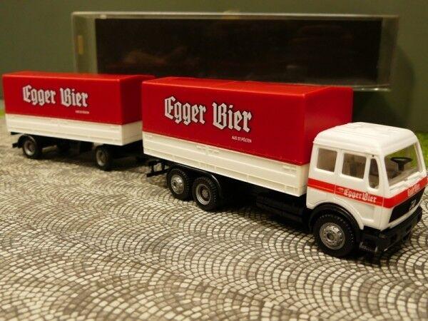 1 87 Herpa Albedo MB NG Egger Bier St. Pölten Österreich Planen HZ  932    Sale