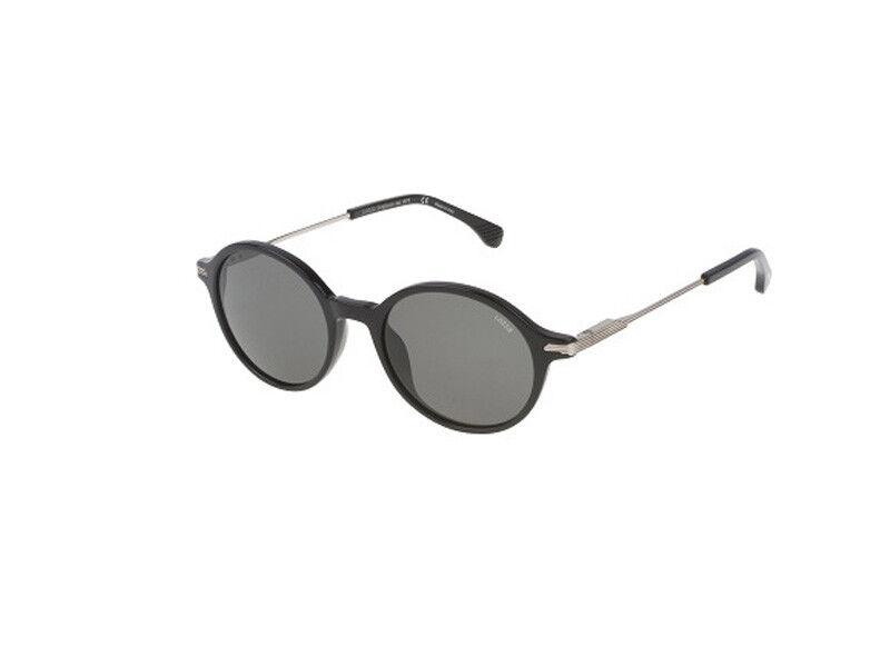 Sonnenbrille LOZZA SL4077M schwarz glänzend graugrün 0700 | Charmantes Charmantes Charmantes Design  db55c7