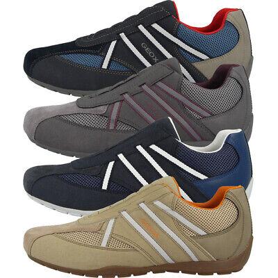 Genehmigung Sneaker Geox Grau U NEBULA F U62D7F Sneaker
