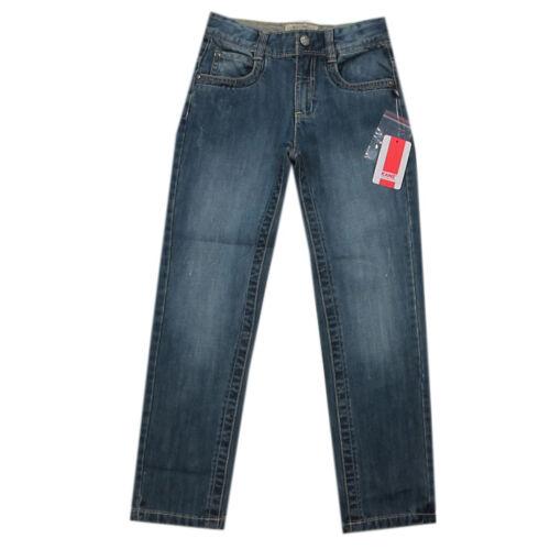 86,122,128,134,140 Kanz Pantaloni Jeans Con Bottone Scorrevole BLU giovani riduce MIS