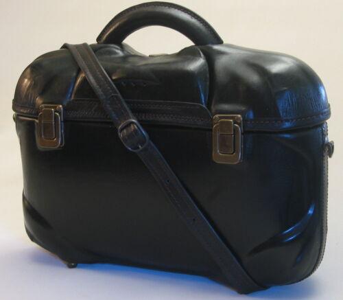 haute cuir Etui New qualitᄄᆭ Porte de Sellerie d'origine Rarity rigide documents en SVMpUz