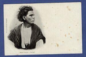 Bl/ CPA /Carte Postale/ Maure Trargas, Hostalier st-Louis -> Sénégal   eBay