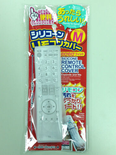 DAISO JAPAN SILICONE REMOTE CONTROL COVER EXPANDS /& FITS