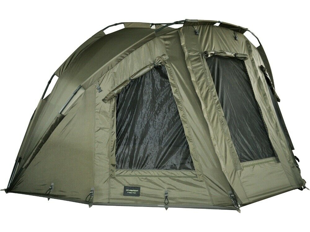 Mk 5 Seasons carp Dome pro 3,5 Man bivvy angel carpa karpfenzelt Shelter