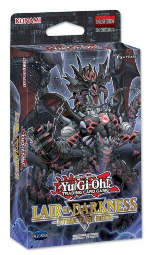 Veil of Darkness SR06-EN029 Common Yu-Gi-Oh Card English 1st Edition New