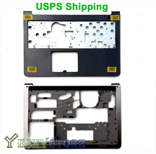 New DELL INSPIRON 15-5547 5548 5545 Upper Palmrest Case /& Bottom Base US Seller