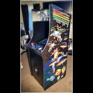 "Pengo Arcade Marquee 26/""x8/"""