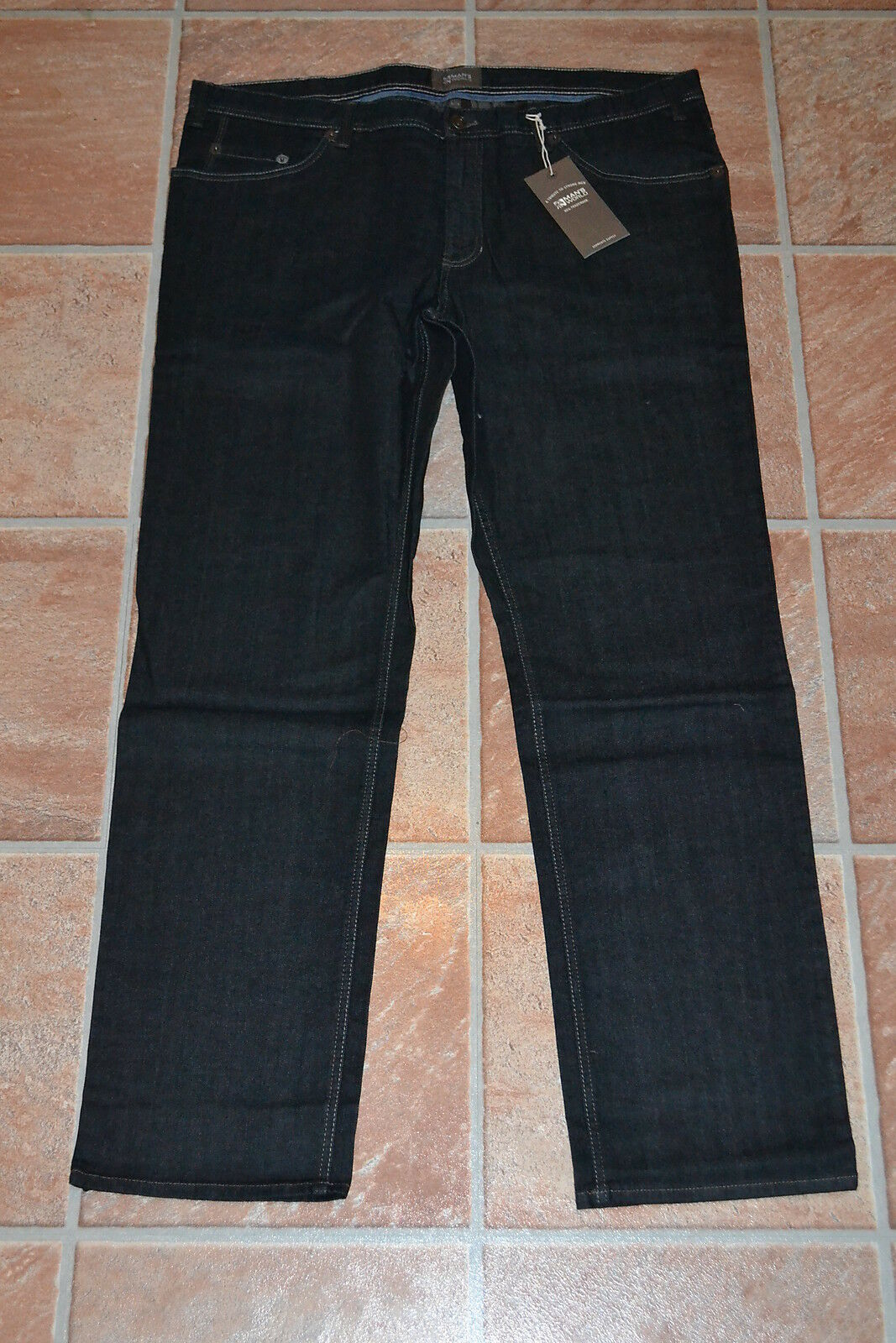 Mans World  Thermohose Jeans Stretch  K-Gr. 33 - NEU  | Auktion