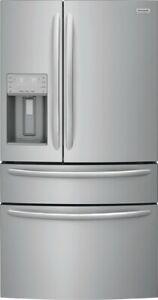 Frigidaire Gallery FG4H2272UF 36 Inch Counter Depth French Door Refrigerator