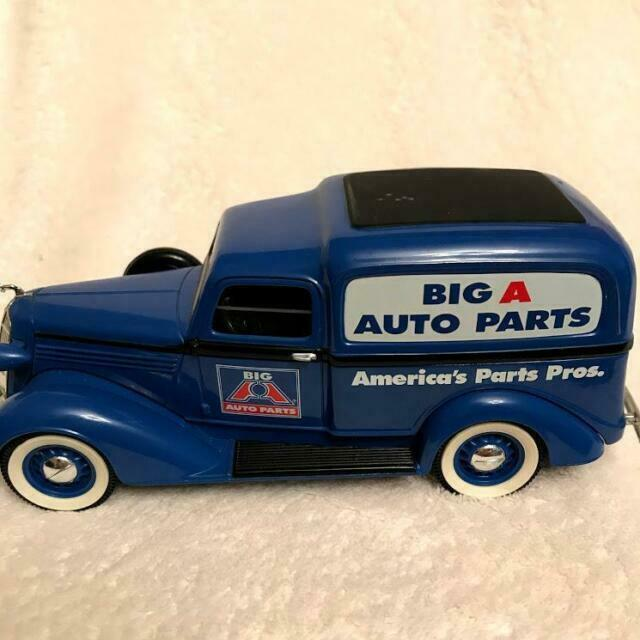 1936 Big A Auto Parts Dodge Panel Delivery Die Cast 36d 74028 For Sale Online Ebay