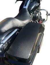 Saddlebag Lid Covers for Harley Davidson Road King,Street Glide, Electra Glide