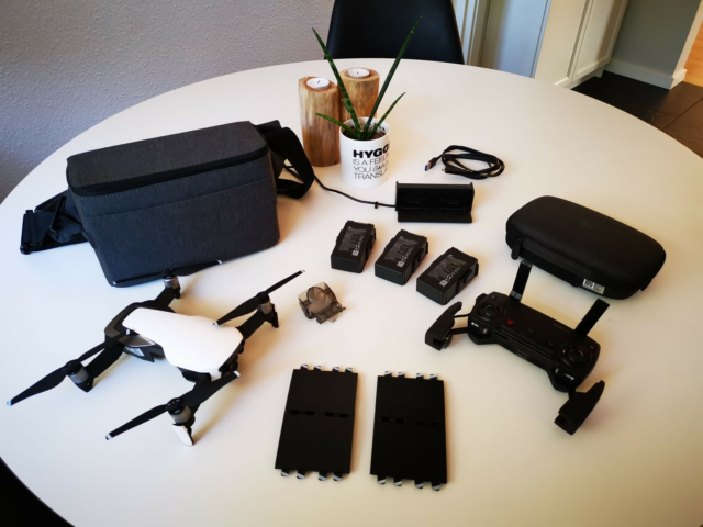 Drone, DJI Mavic Air - Fly More Combo, Dji Mavic Air drone…