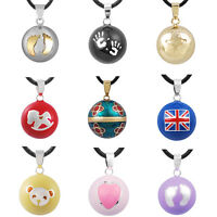 Harmony Ball Wishing Pendant Mexican Bola Maternity Necklace Chime Sounds
