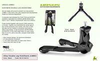 Ursus Alloy Jumbo Double Leg Kickstand - Black