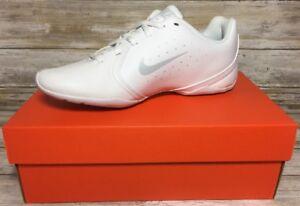 NEW Nike Sideline III Insert Women's Cheerleader Shoes 647937 100 Sz 6.5 w/box