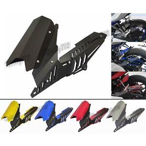 Rear-Tire-Hugger-Fender-Mudguard-Chain-Guard-Kit-For-YAMAHA-YZF-R25-R3-MT25-MT03