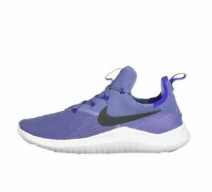 08baf02cbf2bd Nike Free TR 8 Women s Training Shoes Purple Black 942888 500 SIZE 7 ...