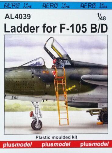 Leiter für F-105B//D in 1:48 PLUS MODEL AL4039 Ladder