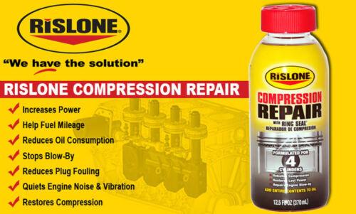 Il vostro veicolo sono a bassa compressione prova Rislone compressione Riparazione