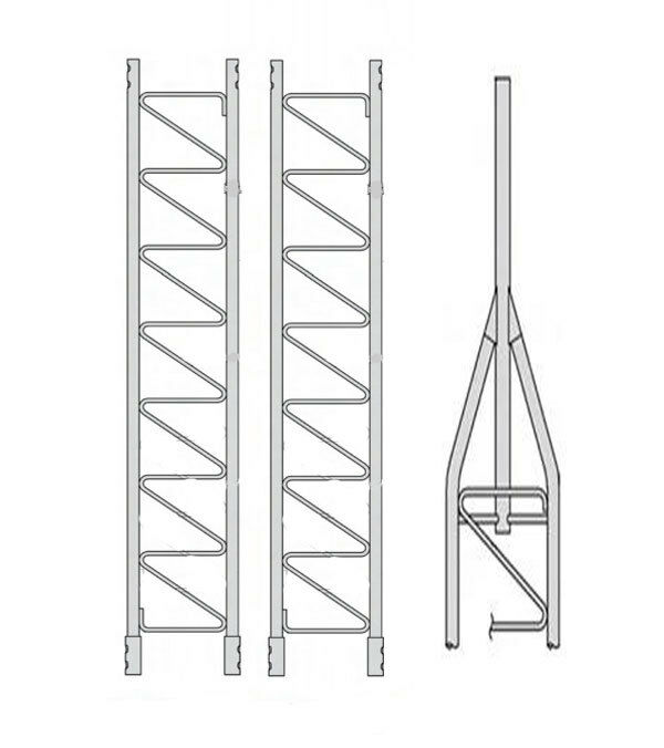 ROHN 45G Series 30' Basic Tower Kit. Buy it now for 976.00