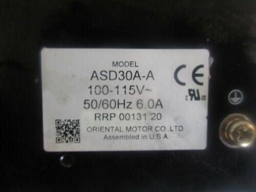 ASD30A-A Motor Controller /< Vexta Model