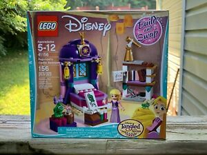 Lego 41156 2018 Disney Princess Rapunzel S Bedroom Castle Tangled Furniture 673419283151 Ebay