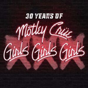 Motley-Crue-XXX-30-Years-Of-Girls-Girls-Girls-New-CD-With-DVD